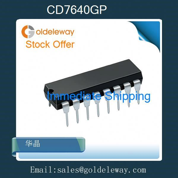 (ic chips)CD7640GP CD7640GP,CD7640G,7640G,CD7640,7640GP bluetooth gsm module