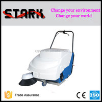 800 walk behind automatically tractor mounted vacuum garage road sweeper