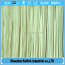 Factory price coconut fiber water filters,hollow fiber filter,hollow fiber uf filter