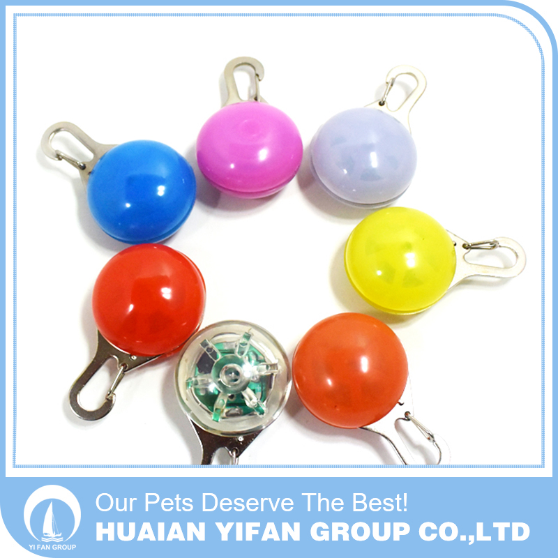 Pet accessories new flash pendant fashion dog pendant for sale