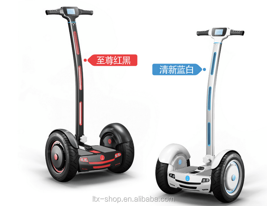 Hot-sale Two Wheel Self Balancing Electric Scooter 15inch Self Balance Electric Chariot Balancing Scooter