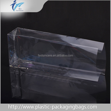 China wholesale opp squre bottom clear bags
