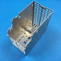 Stamping Galvanized Sheet Metal Fence Panel Equipment Cabinet