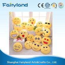 Emoji plush expression creative expression pillow cushion pillow spot wholesale plush toy doll