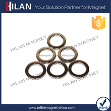 Wholesale D20 X D10 X 2mm Neodymium Magnetic Ring