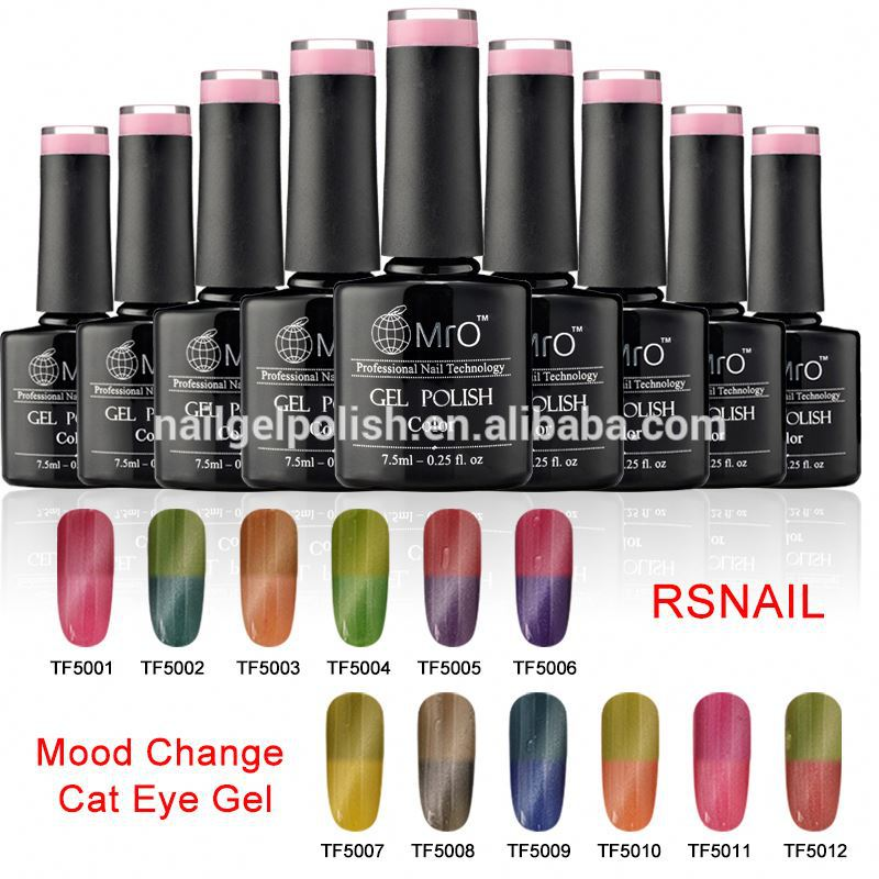 10 ml new global fashion soak off uv/led bling color nail gel polish