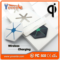 Yovente Factory Price wireless mobile charger wireless charger power bank for meizu m2 note, wireless phone charger for samsung