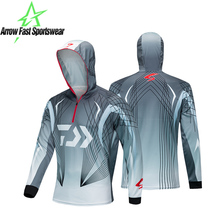 Private Logo Fishing Clothes Sublimated Jacket Custom Clothing Manufacturer