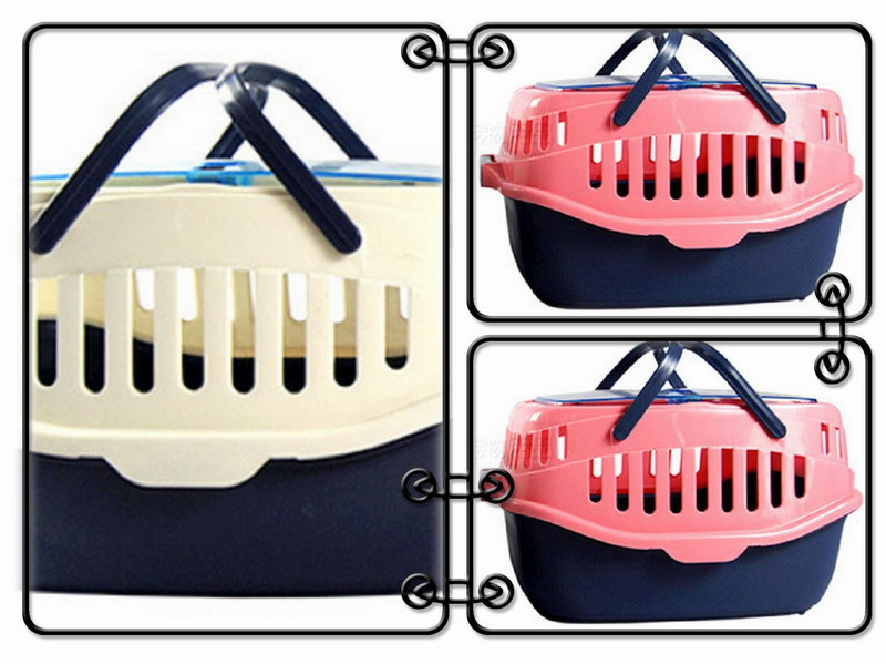 New Useful pet travel carrier bag for pet dogs