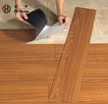 Self adhesive PVC Floor, Glue down LVT, Dry back vinyl plank flooring