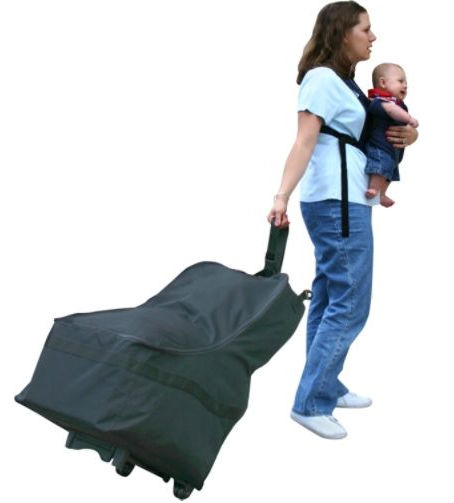 2013 new design baby carry bag with wheels