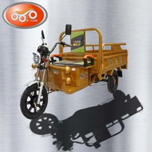 2016 New motor bike tricycle,electric cargo trike