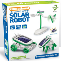 6 In1 Solar Kit Educational Toy