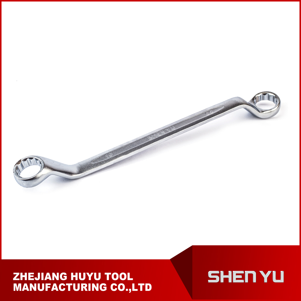 Double offset ring wrench professional tools with free sample