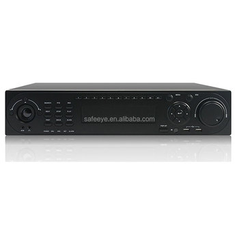 HD 32ch 4 Hard High-performance 1.5U Standalone Network DVR With Dual Core Support RTSP