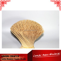 9 inch cheap round bamboo sticks for incense
