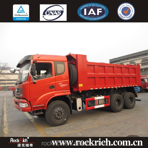 Cheap price man diesel mining 20 ton dump truck for sale