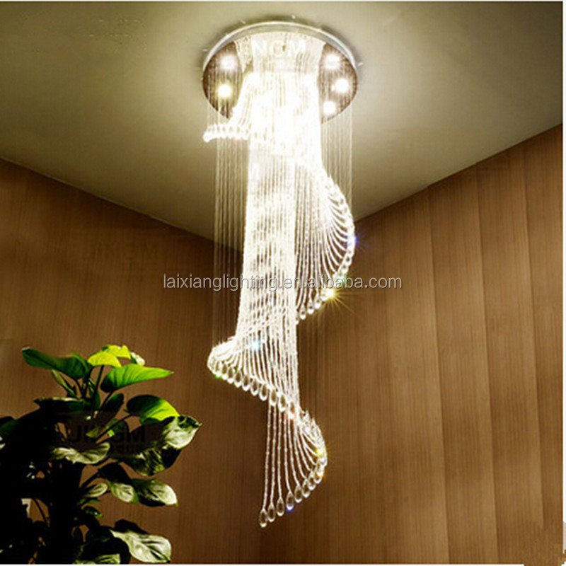 Cad Design Handmade Rgb Shining Crystal Philippines Chandelier