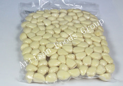 FRESH PEELED GARLIC/EXPORT WITH GOOD QUALITY