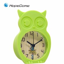 Promotional Gifts Children Silicon Table Clocks