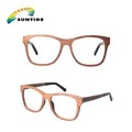 2017 New Fashion High Quality Wholesale Speed Ship Wood Eye Glasses Frame