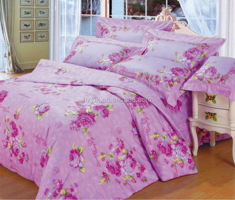 1579 100% cotton indonesia cotton printed fabric for bed sheets