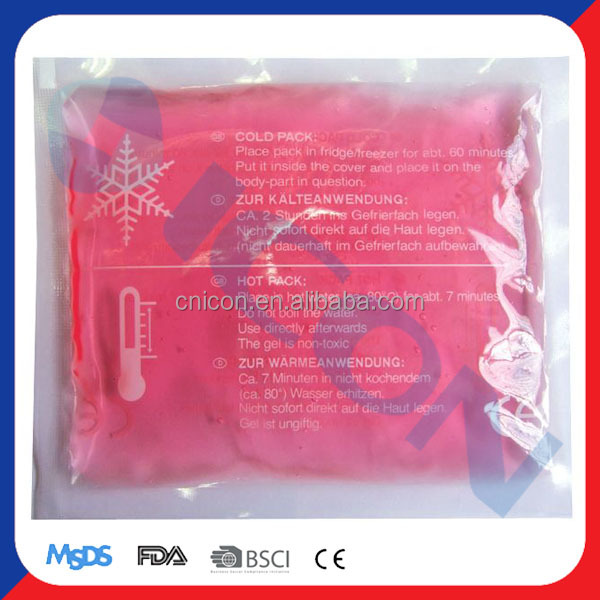 Rapid relief cold pack/ice pack