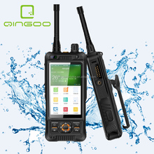 GSM 3G 4G Waterproof Handheld GPS Walkie Talkie Two Way Radio