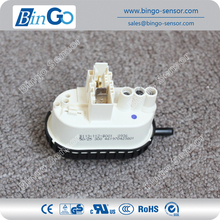 water level pressure control switch for washing machine and dishwasher