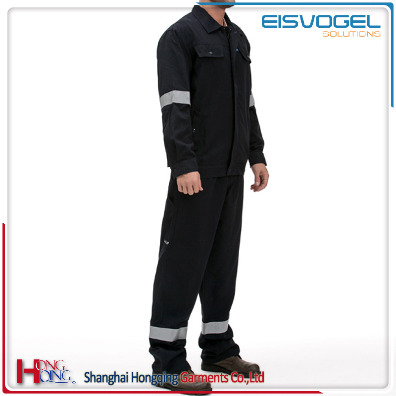 Beautiful promotional flame-retardant work overall uniform