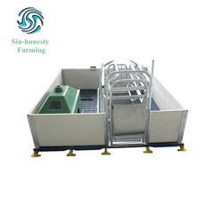 Factory Direct Sale Cheap Sow Farrowing Crates Breeding Pig Cage for Sale