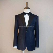 2017 Plus Size Groom Tuxedos Wedding Suits For Men Fashion Slim Party Wear