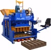 laying hollow concrete blocks machine for sale in Bangladesh
