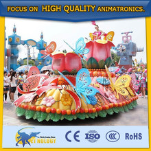 Cetnology Zigong Fashionable Floating Car for Exhibition/Park/Playground/Amusement/Mall