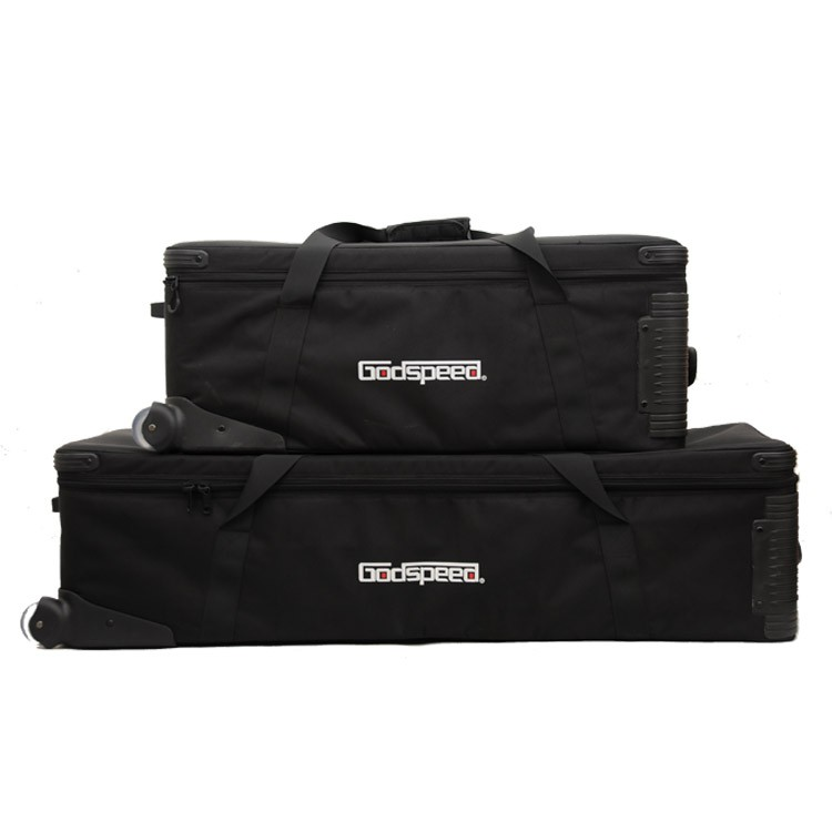 Photography Studio Light Wheeled Bags , Light Stand Bags