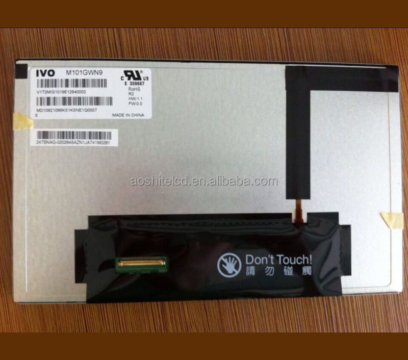 IVO 10.1 Inch LCD Laptop Screen M101GWT9 R4