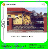Factory Price Oranmental Metal Pickets for sale for Wrought Iron Gates, Fences