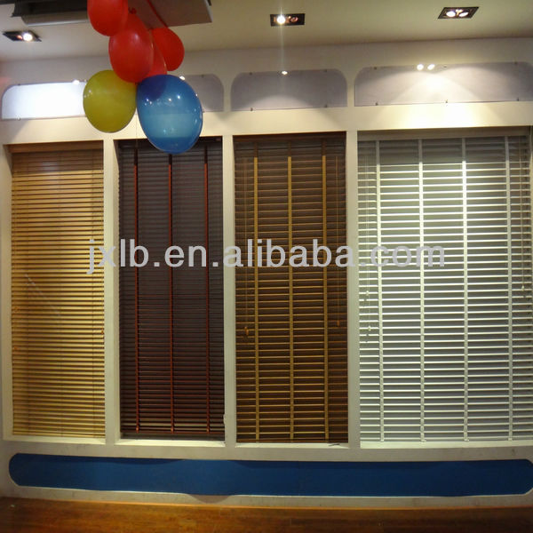 Plastic/ Vinyl / PVC Horizontal Blinds with 25mm, 35mm. 50mm Slats