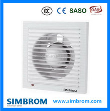 6/8/10/12 Inch Window/Wall Mounted Electric Small Bathroom Exhaust Fan Size