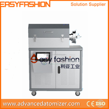 Microwave high temperature tube furnace for vacuum high temperature experiment.