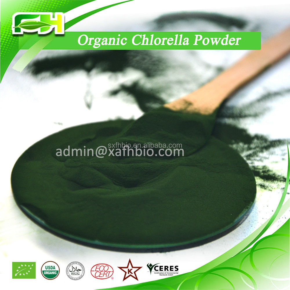2015 New Certified Organic Chlorella <strong>Powder</strong> (100 grams of samples free of charge)