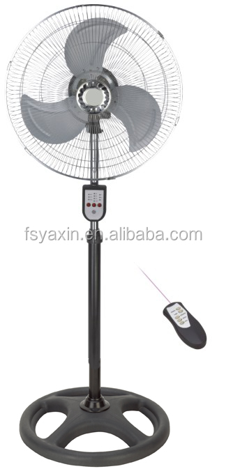 Powerful Floor Fans : Quot powerful high velocity standing floor fan speed