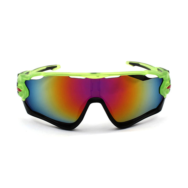 DLX9270 Wholesale UV400 FDA Running Eyewear Bicycle Sports Sunglasses