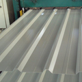 color coated 0.4mm corrugated steel roofing wave sheets 836