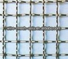 square knitted crimped wire mesh&filter wire mesh small size