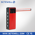 Traffic Arm Vehicle Barrier Gate , Automatic Security Barriers At Highway/Parking lot