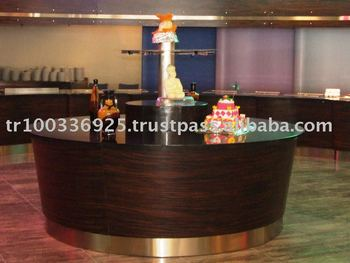 Bar Counter Design