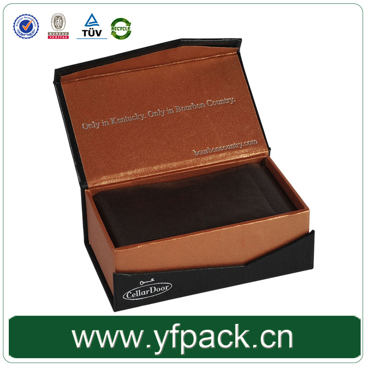 Professional Durable Empty Tissue Paper Inside Chocolate Bar Box