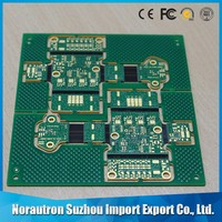 Low cost the first choice 14 years experience smd pcb assembly high tg 170 hdi enig fr4 multilayr pcb