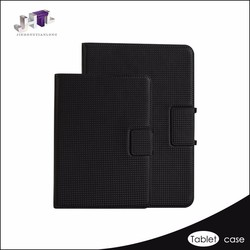 7 inch bluetooth keyboard leather tablet case for iPad